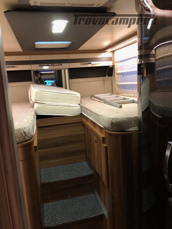 Splendido camper roller 286TL garanzia usato  in vendita a Pordenone - Immagine 6
