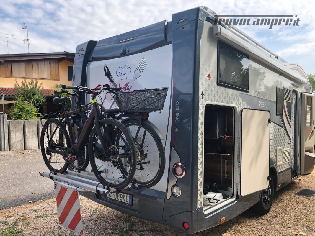 Splendido camper roller 286TL garanzia usato  in vendita a Pordenone - Immagine 12