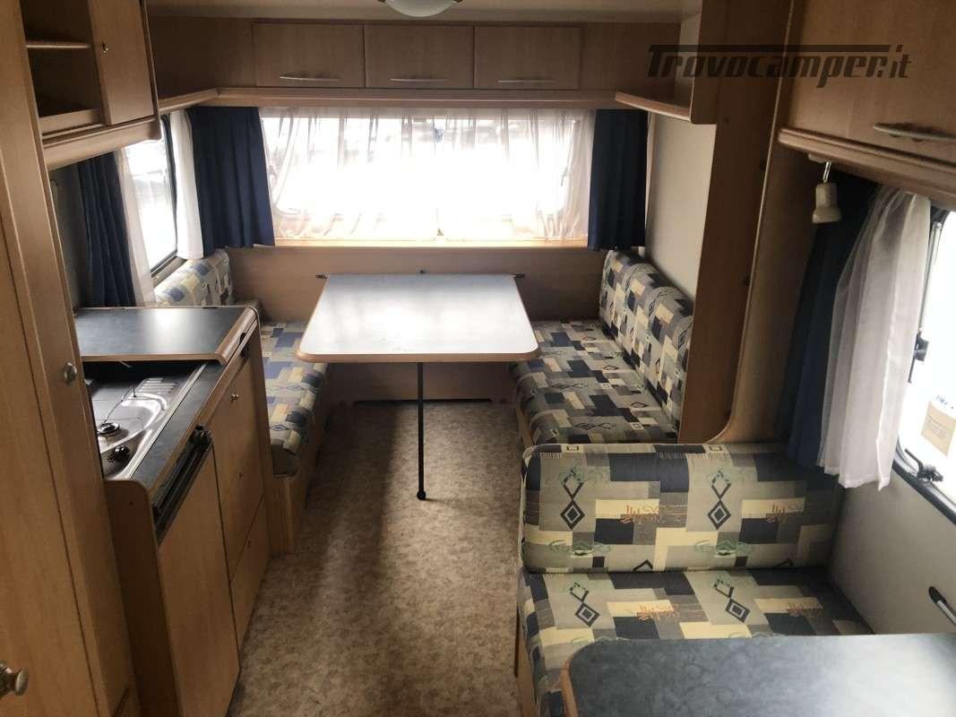 Caravan Adria 502 DK, 5 posti letto usato  in vendita a Perugia - Immagine 2