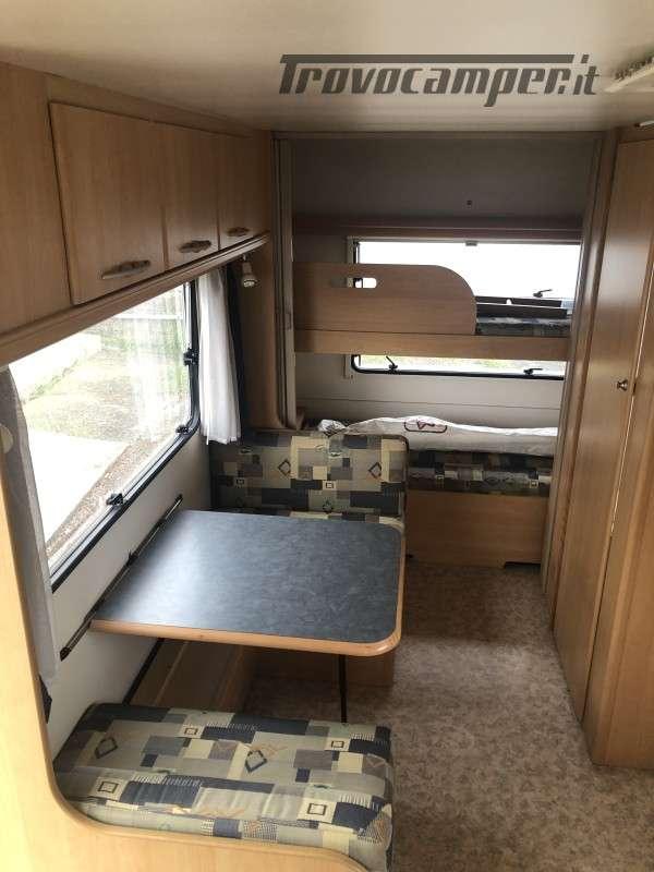 Caravan Adria 502 DK, 5 posti letto usato  in vendita a Perugia - Immagine 3