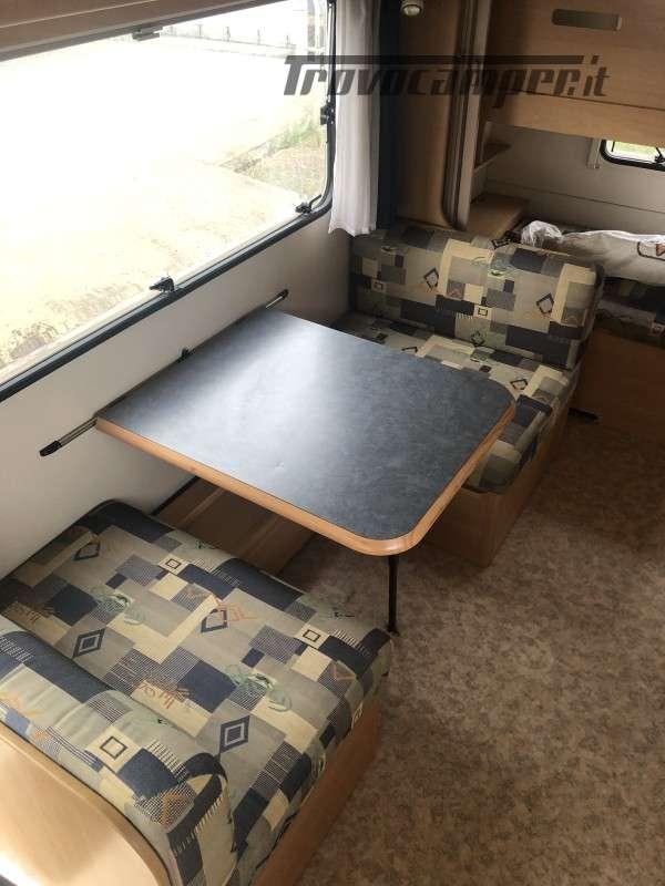 Caravan Adria 502 DK, 5 posti letto usato  in vendita a Perugia - Immagine 5