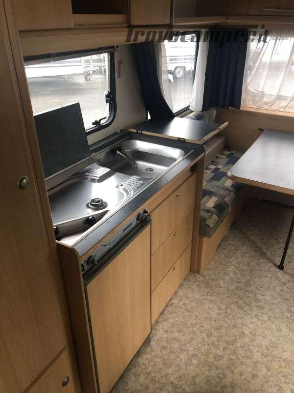 Caravan Adria 502 DK, 5 posti letto usato  in vendita a Perugia - Immagine 6