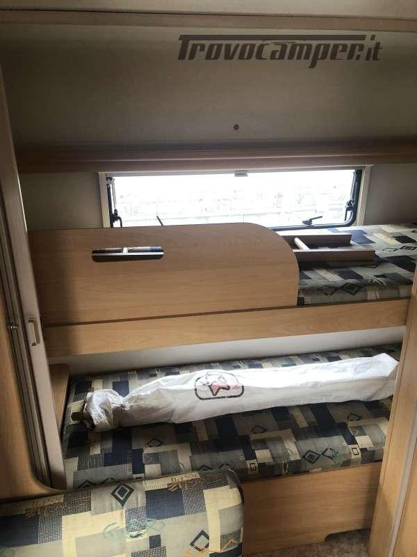 Caravan Adria 502 DK, 5 posti letto usato  in vendita a Perugia - Immagine 7