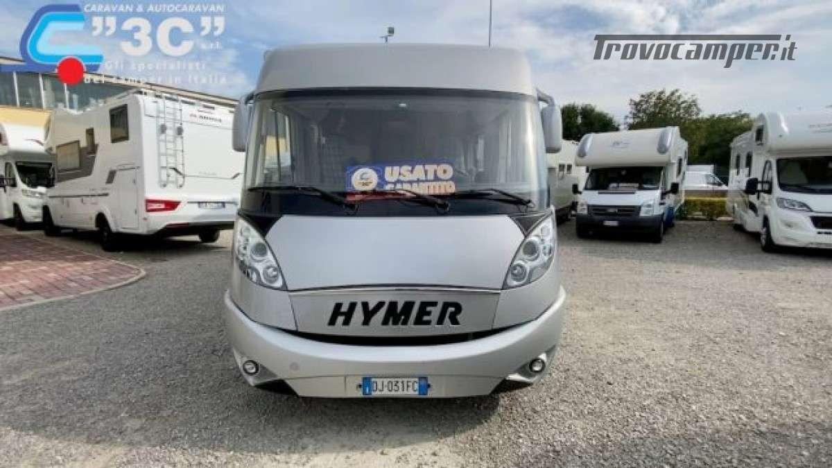Motorhome HYMER-ERIBA Hymer B524 SL usato  in vendita a Reggio Emilia - Immagine 2