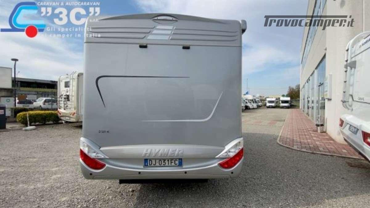 Motorhome HYMER-ERIBA Hymer B524 SL usato  in vendita a Reggio Emilia - Immagine 7