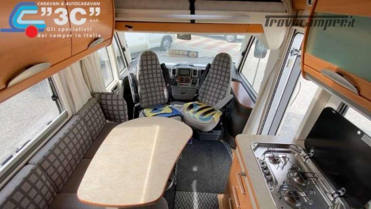 Motorhome HYMER-ERIBA Hymer B524 SL usato  in vendita a Reggio Emilia - Immagine 10