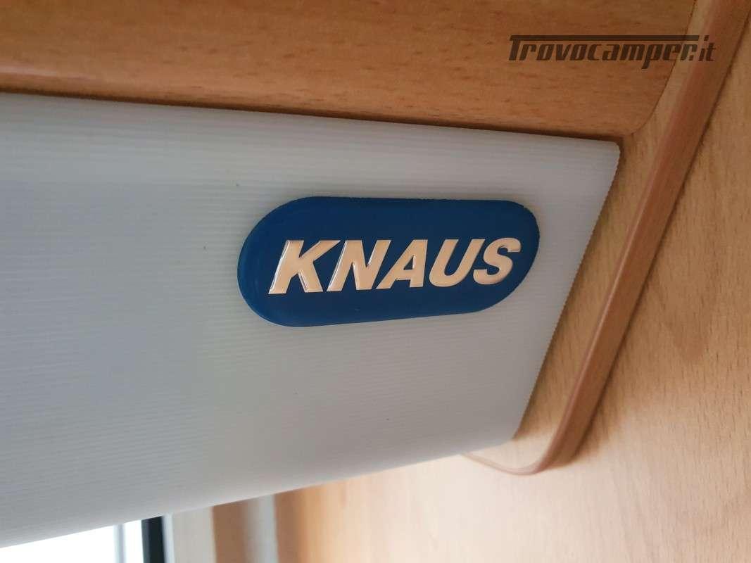 Mansardato Knaus Sun Traveller 604H usato  in vendita a Monza e Brianza - Immagine 2