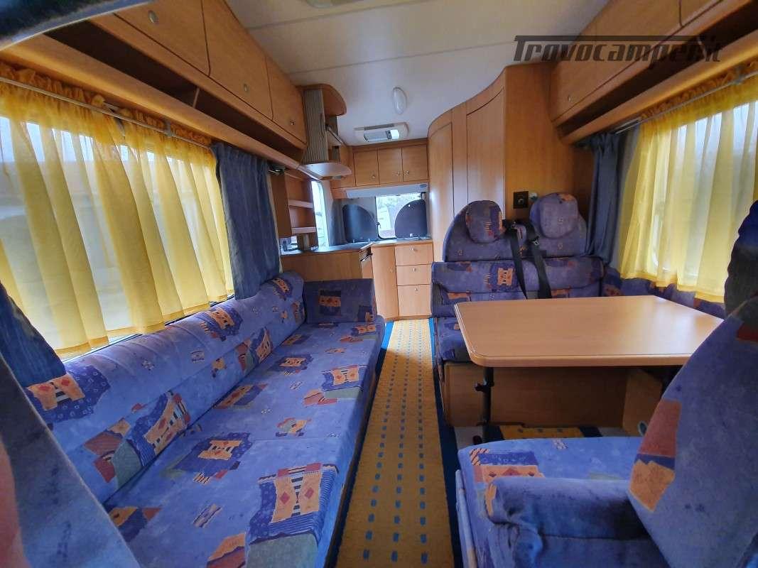 Mansardato Knaus Sun Traveller 604H usato  in vendita a Monza e Brianza - Immagine 4