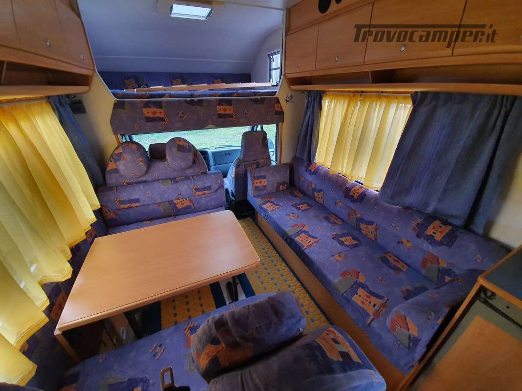 Mansardato Knaus Sun Traveller 604H usato  in vendita a Monza e Brianza - Immagine 5