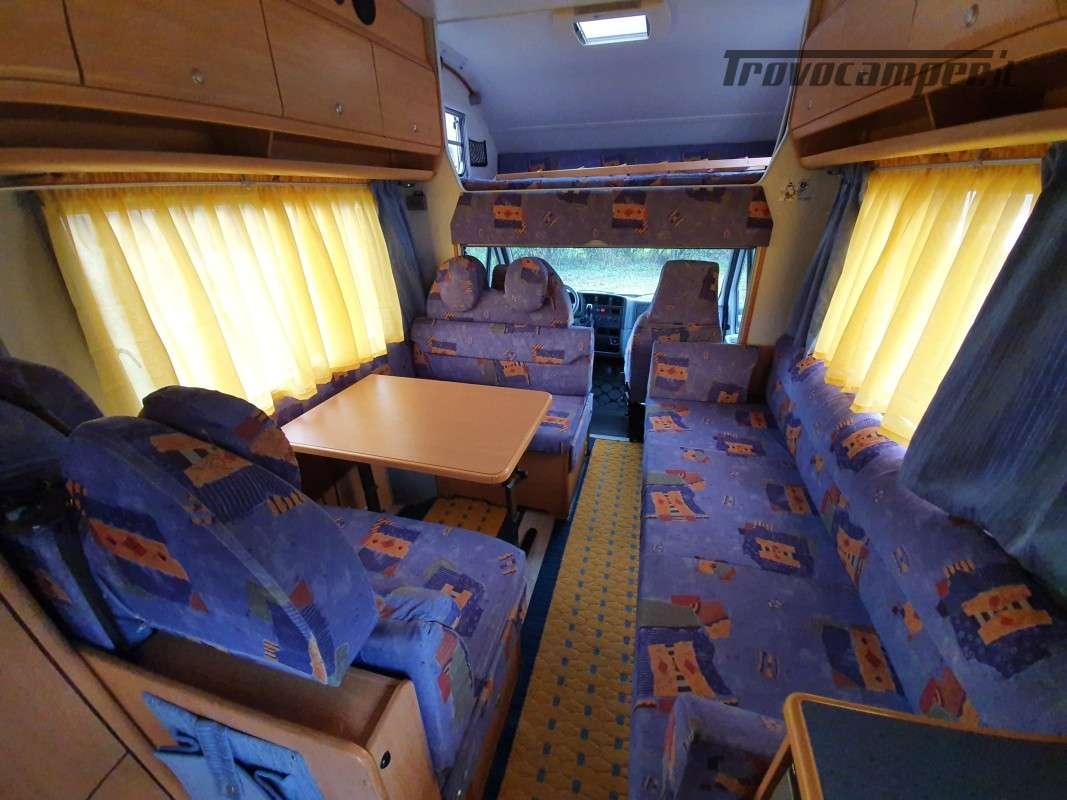 Mansardato Knaus Sun Traveller 604H usato  in vendita a Monza e Brianza - Immagine 6