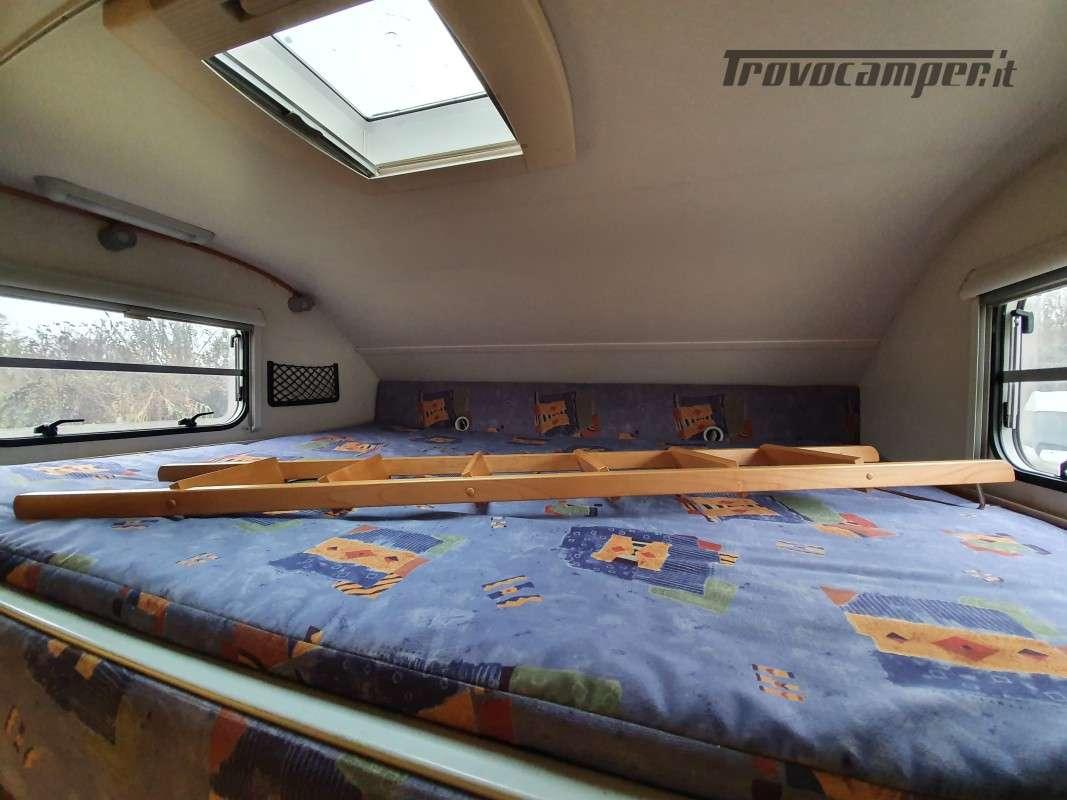 Mansardato Knaus Sun Traveller 604H usato  in vendita a Monza e Brianza - Immagine 7