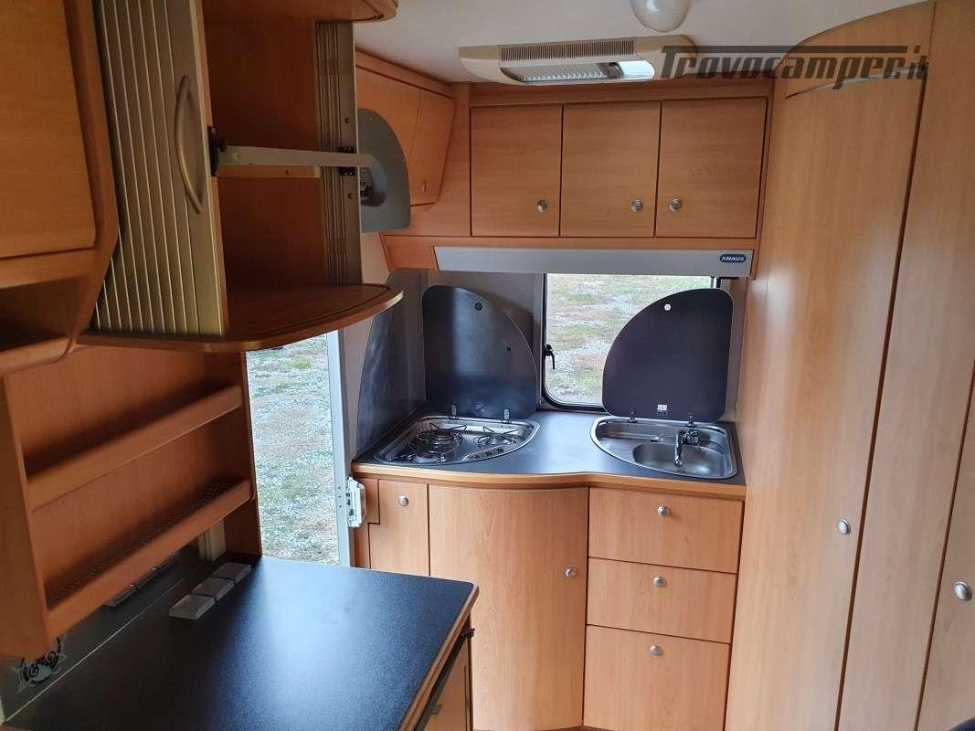 Mansardato Knaus Sun Traveller 604H usato  in vendita a Monza e Brianza - Immagine 8