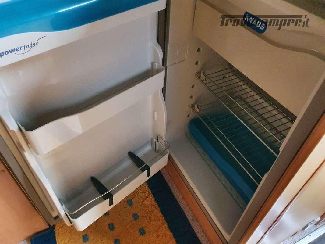 Mansardato Knaus Sun Traveller 604H usato  in vendita a Monza e Brianza - Immagine 11