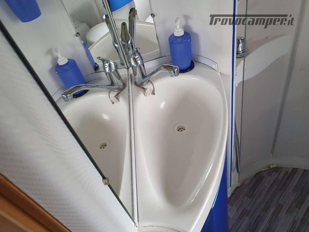 Mansardato Knaus Sun Traveller 604H usato  in vendita a Monza e Brianza - Immagine 13