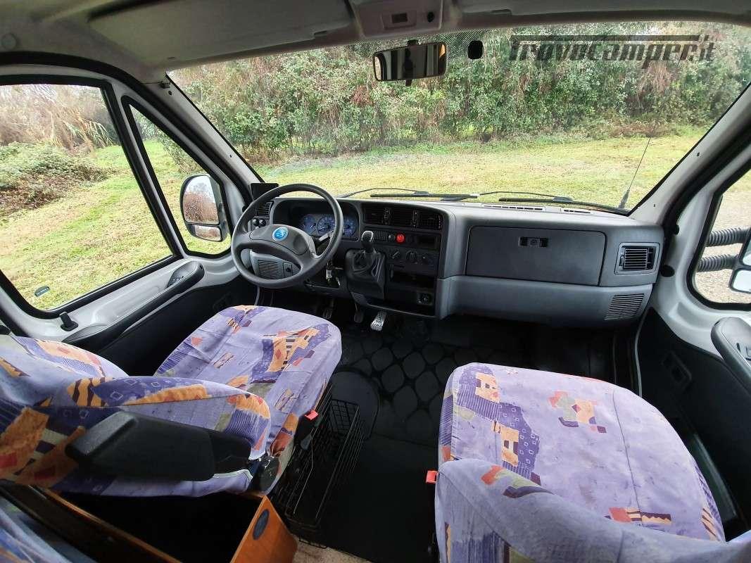 Mansardato Knaus Sun Traveller 604H usato  in vendita a Monza e Brianza - Immagine 14