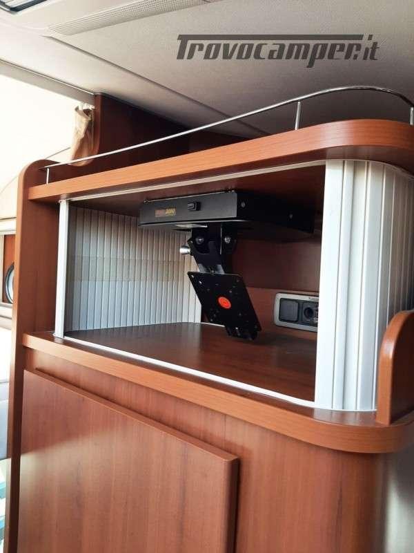 MANSARDATO MOBILVETTA KEA M 72 GARAGE 5 POSTI usato  in vendita a Bergamo - Immagine 11